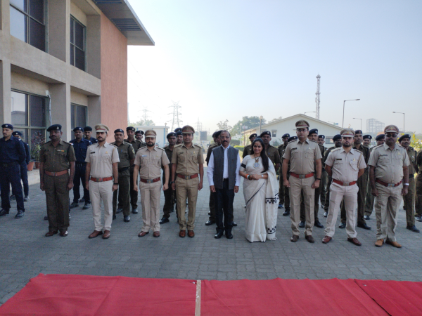 71st Republic Day celebration at Dahej SEZ 3