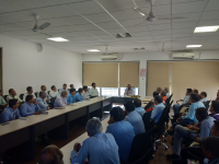 DC - Dahej SEZ Interacting with Units of Dahej SEZ